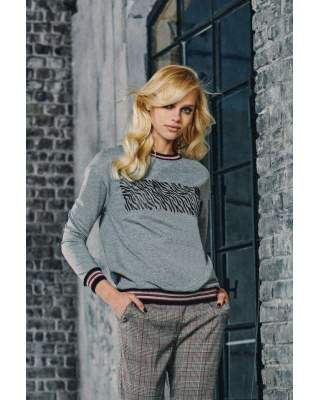 Felpa Donna SiSi Trendy Y569