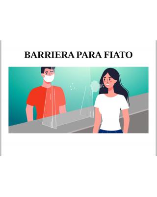 BARRIERA PARA FIATO 50x70 3mm