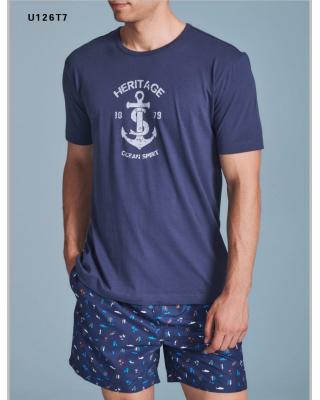 Ragno T-shirt Uomo U126T7