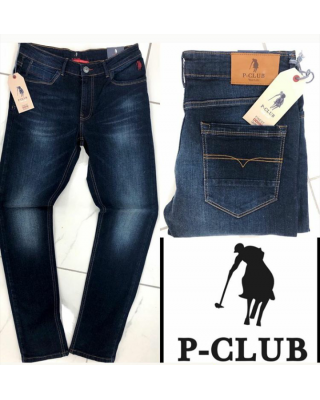 Jeans Uomo P-Club 01