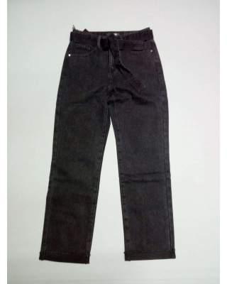 Jeans Donna Nero YC081
