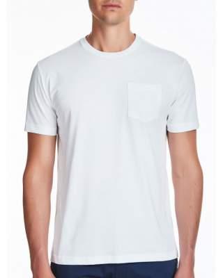 T-shirt in cotone regular...