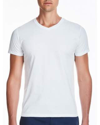 T-shirt in cotone slim fit...